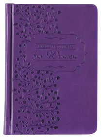 Product: Bible Promises For Women (Purple) Image