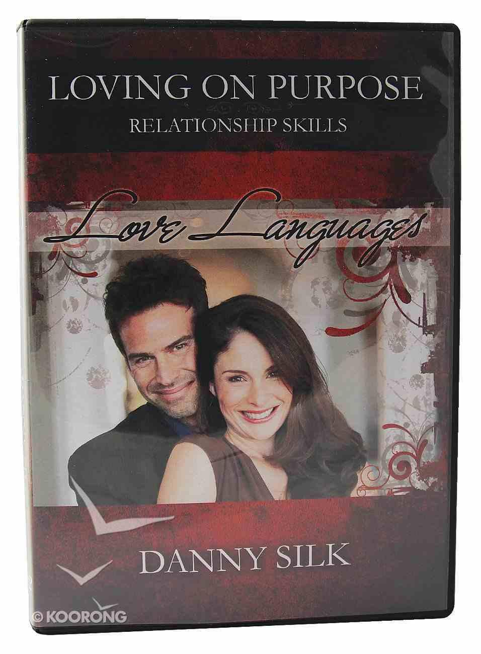 Love Languages (Loving On Purpose Series) DVD