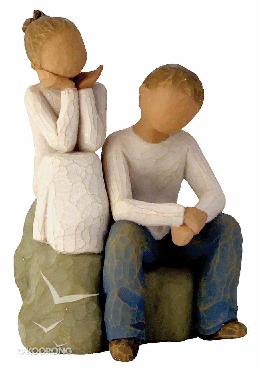 Willow Tree Figurine: Brother and Sister Homeware