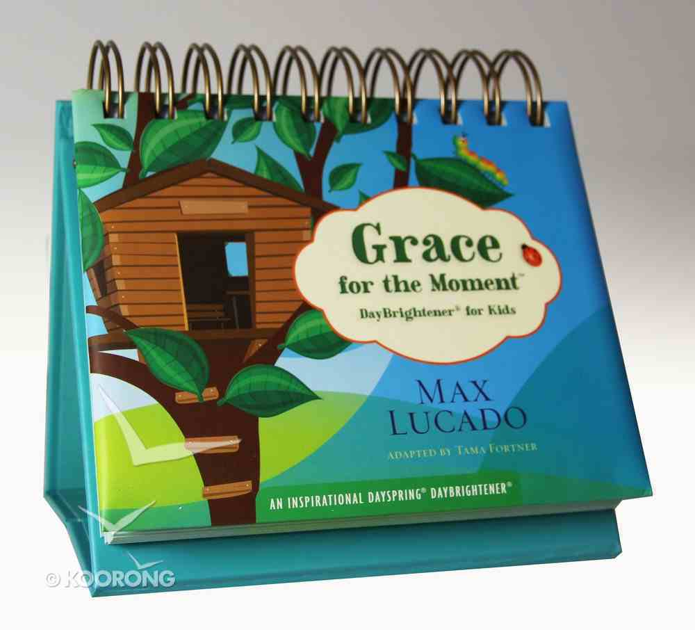 Daybrighteners: Grace For the Moment For Kids (Padded Cover) Spiral