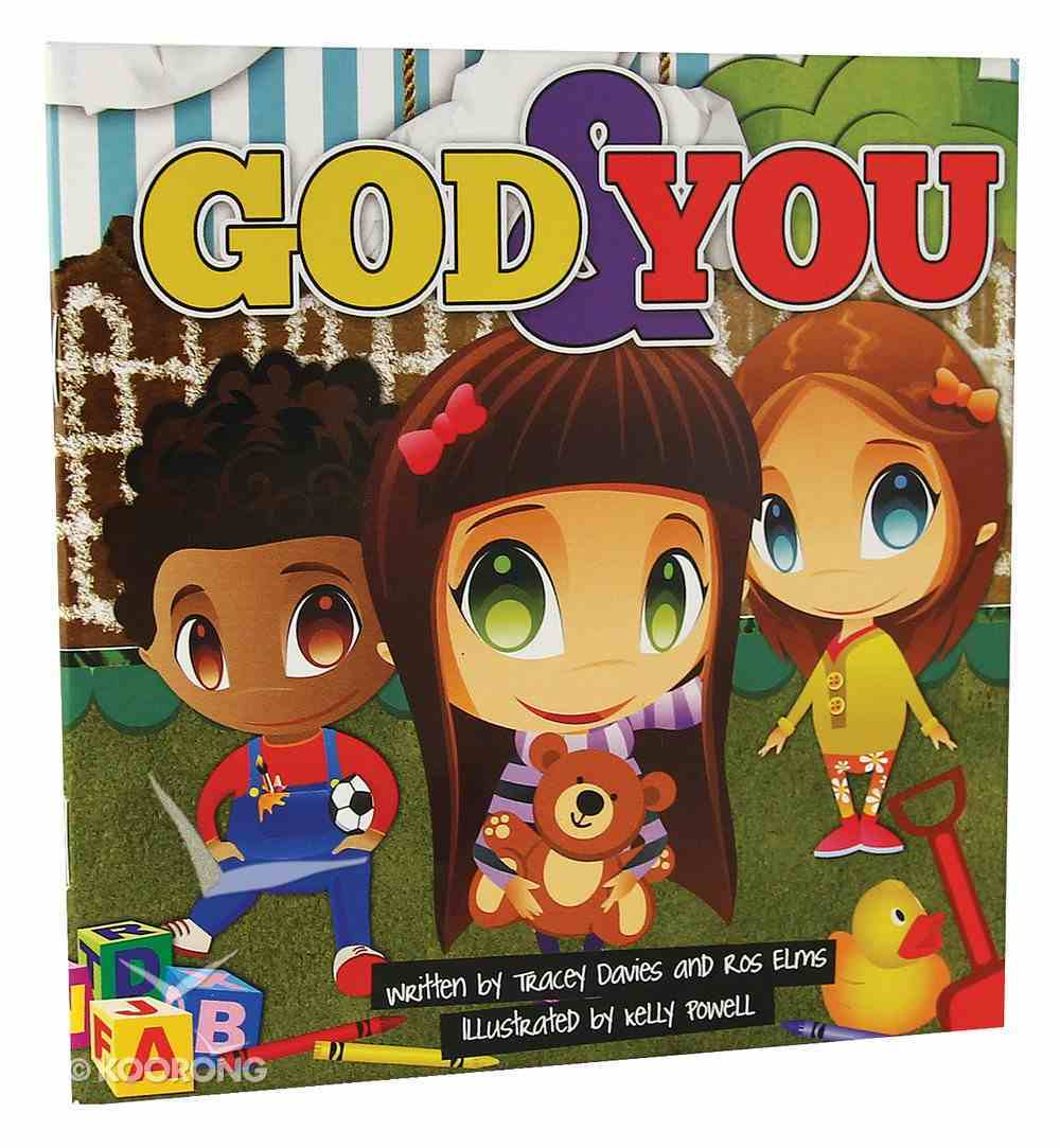 God & You Booklet