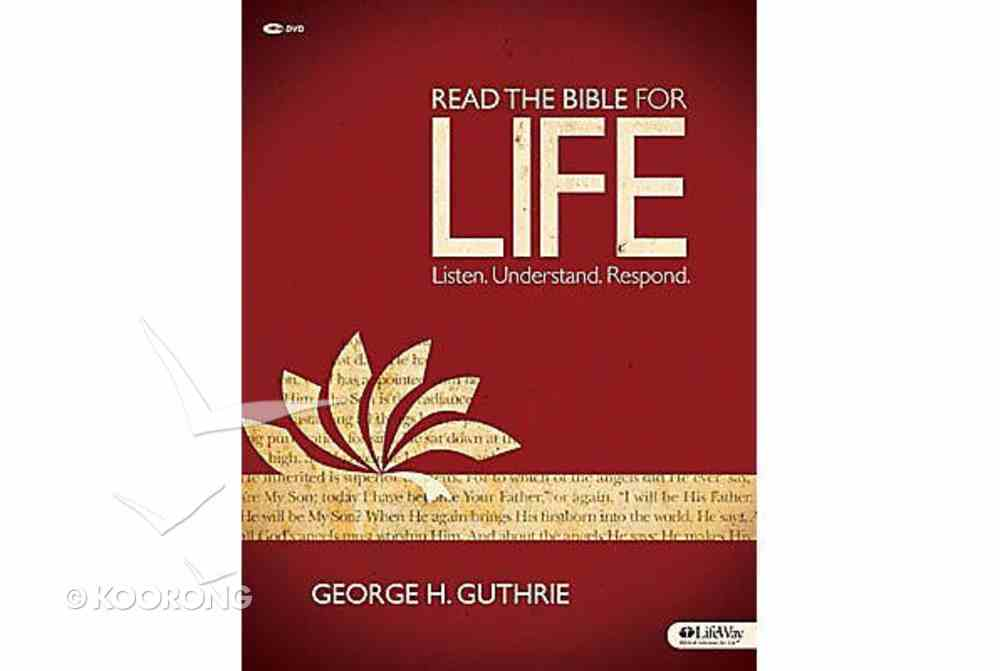 Read the Bible For Life (Dvd Kit) DVD