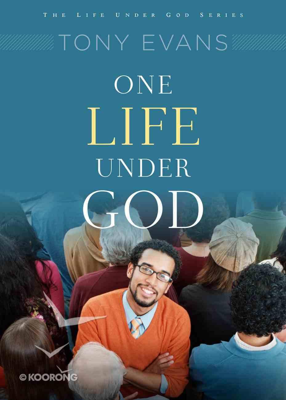 One Life Under God (Under God Series) Paperback