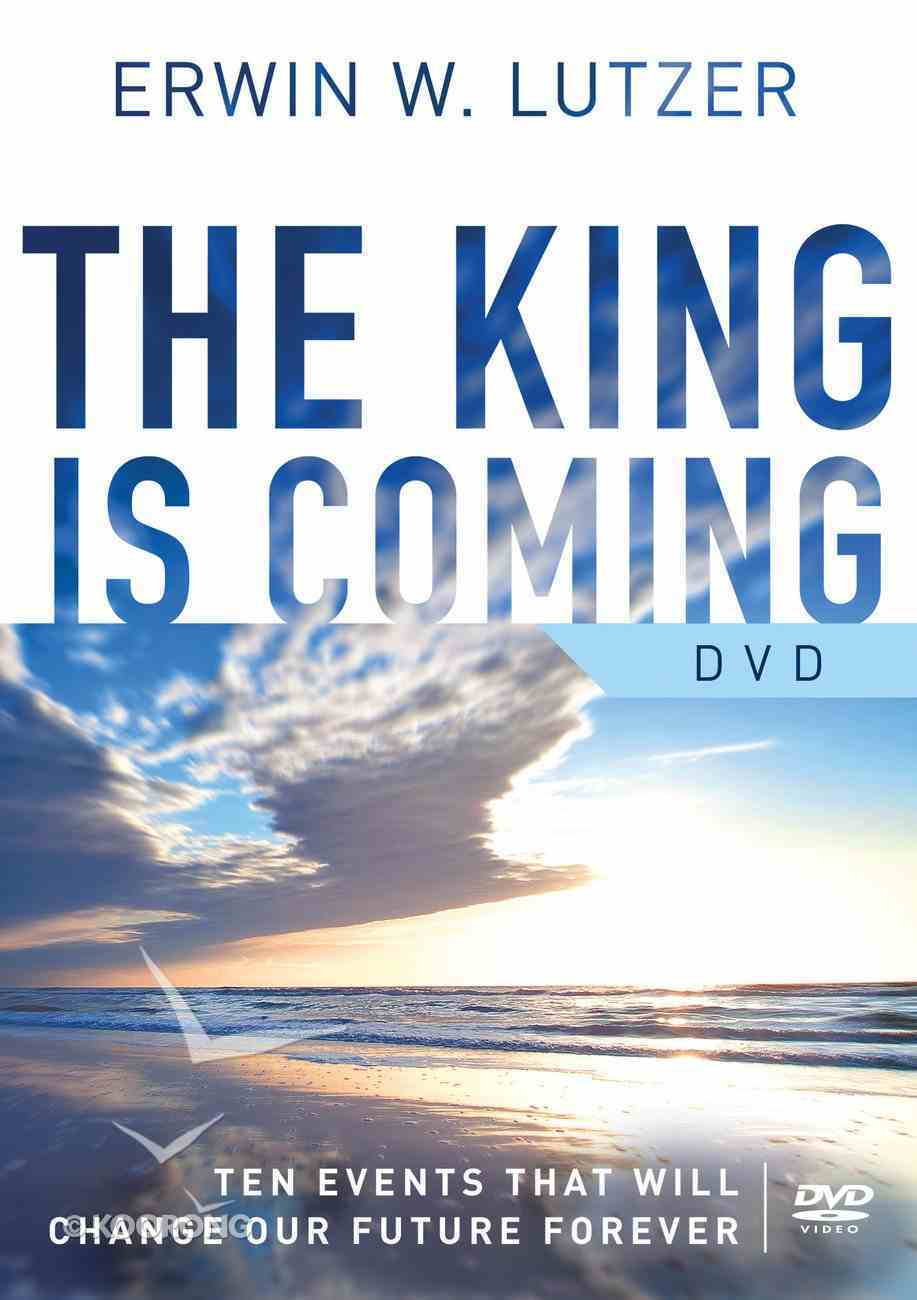 The King is Coming DVD