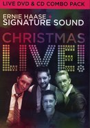 Christmas Live! Cd And DVD