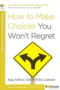 40 Mbs: How To Make Choices You Won't Regret