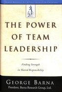 Power Of Team Leadership, The image