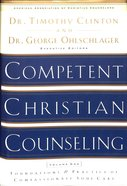 Competent Christian Counseling (Volume One) image