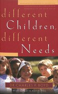 Different Children, Different Needs image