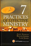 7 Practices Of Effective Ministry image