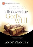 Discovering God's Will (Study Guide) image