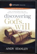 Dvd Discovering God's Will