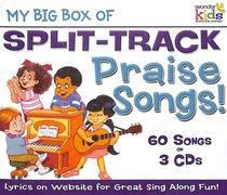 Album Image for My Big Box of Split-Track Praise Songs! (3 Cds) - DISC 1