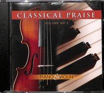Album Image for Piano & Violin (#02 in Classical Praise Series) - DISC 1