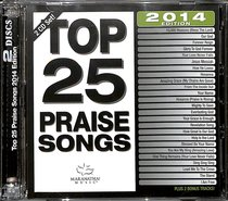 Album Image for Top 25 Praise Songs 2014 Edition (2cds) - DISC 1