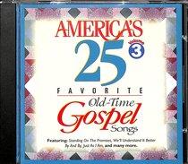 Album Image for Americas 25 Favorite Gospel 3 - DISC 1