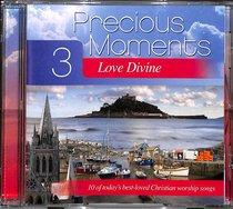 Album Image for Precious Moments #03: Love Divine - DISC 1