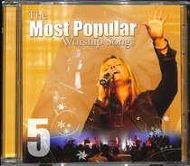 Album Image for Most Popular Worship Songs (Vol 5) - DISC 1
