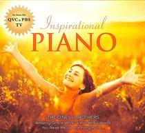Album Image for Inspirational Piano - DISC 1