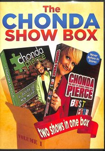 Product: Dvd Chonda Show Box Vol 1 Double Dvd Image