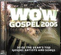 Album Image for Wow Gospel 2005 - DISC 1