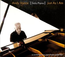 Album Image for Just as I Am - Solo Piano - DISC 1