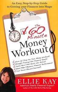 Product: 60 Minute Money Workout, The Image