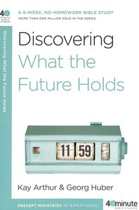 Product: 40 Mbs: Discovering What The Future Holds Image