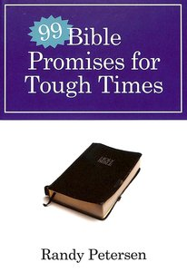 Product: 99 Bible Promises For Tough Times Image
