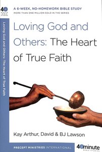 Product: 40 Mbs: Loving God And Others Image