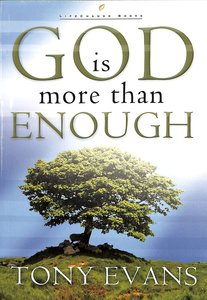 Product: God Is More Than Enough Image