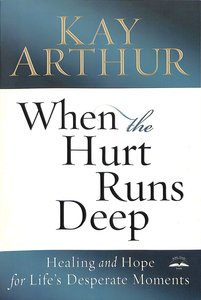 Product: When The Hurt Runs Deep Image