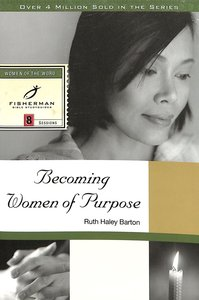 Product: Fbs: Becoming Women Of Purpose Image