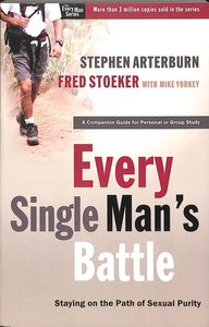 Product: Every Single Man's Battle Image