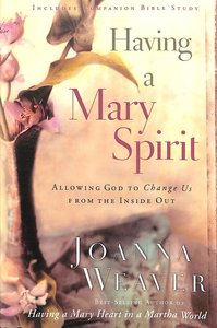 Product: Having A Mary Spirit Image