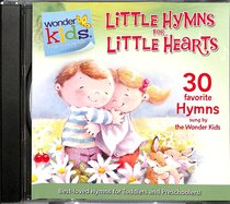 Album Image for Little Hymns For Little Hearts (#03 in Wonder Kids Music Series) - DISC 1