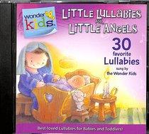 Album Image for Little Lullabies For Little Angels (#04 in Wonder Kids Music Series) - DISC 1
