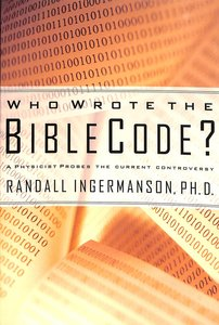 Product: Who Wrote The Bible Code Image