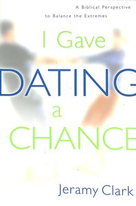 Product: I Gave Dating A Chance Image