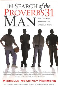 Product: In Search Of The Proverbs 31 Man Image