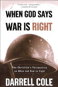 Product: When God Says War Is Right Image