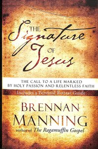 Product: Signature Of Jesus, The Image