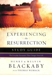 Product: Experiencing The Resurrection (Study Guide) Image