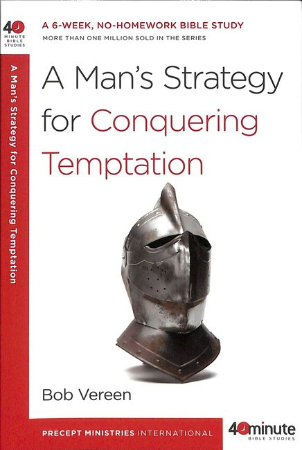 Product: 40 Mbs: Man's Strategy For Conquering Temptation, A Image