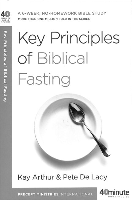 Product: 40 Mbs: Key Principles Of Biblical Fasting Image