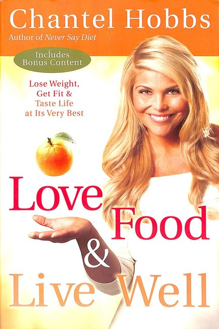 Product: Love, Food And Live Well Image