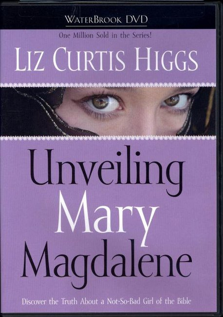 Product: Dvd Unveiling Mary Magdalene Image