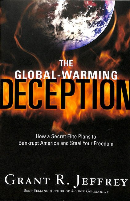 Product: Global-warming Deception, The Image