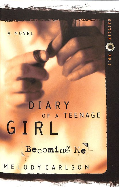 Product: Diary Of A Teenage Girl, Caitlin #01: Becoming Me Image