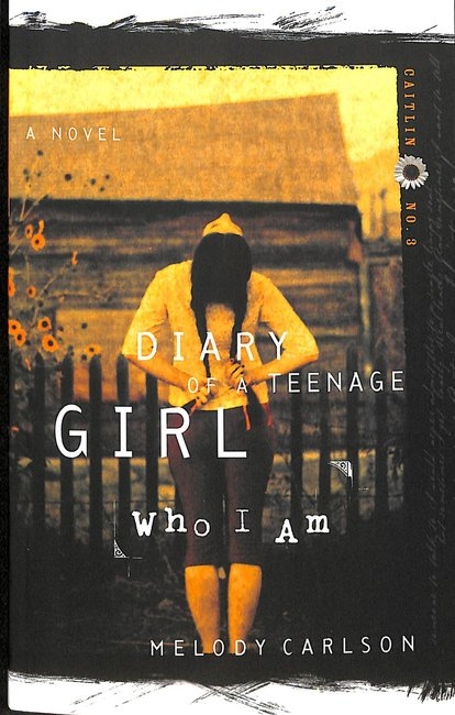 Product: Diary Of A Teenage Girl, Caitlin #03: Who I Am Image